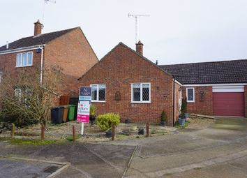 Thumbnail 3 bedroom detached bungalow for sale in Searle Close, Fakenham