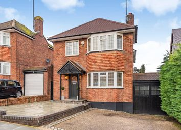Thumbnail 4 bed detached house for sale in Winterborne Avenue, Farnborough, Orpington