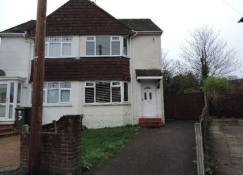 Thumbnail 2 bed property to rent in Harcourt Road, Camberley