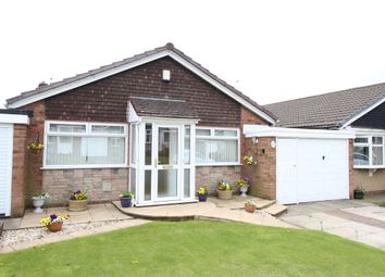 Thumbnail 2 bed bungalow for sale in Sandringham Road, Worsley, Manchester