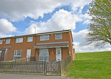 Thumbnail 2 bed semi-detached house to rent in Bardsey Gardens, Nottingham