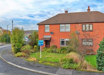 Thumbnail 3 bed semi-detached house for sale in Calow Lane, Hasland, Chesterfield