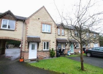 Thumbnail 2 bed terraced house for sale in Pritchard Close, Upper Stratton, Swindon