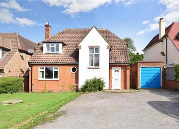 Thumbnail 3 bed detached house for sale in Wray Park Road, Reigate, Surrey