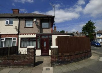 Thumbnail 3 bed end terrace house for sale in Cookson Road, Liverpool, Merseyside