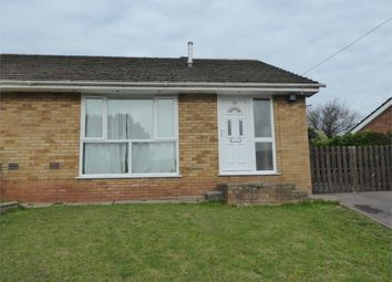 Thumbnail 2 bed semi-detached bungalow for sale in Wyebank Way, Tutshill, Chepstow