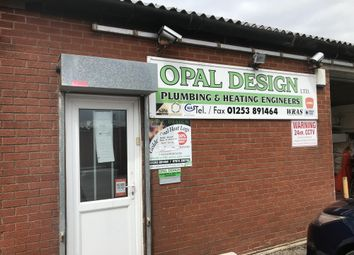 Thumbnail Retail premises for sale in Bracewell Avenue, Poulton Industrial Estate, Poulton-Le-Fylde