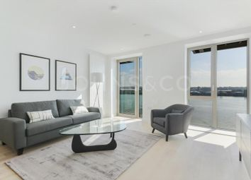Thumbnail 2 bed flat for sale in Latitude House, Royal Wharf, London