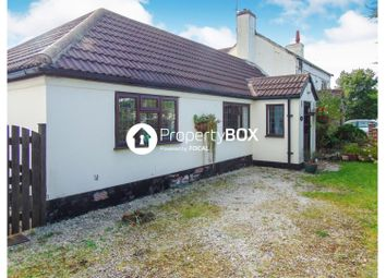 Thumbnail 2 bed semi-detached bungalow for sale in Harworth, Doncaster