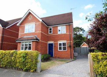Thumbnail 4 bedroom detached house for sale in The Square, Spencers Wood