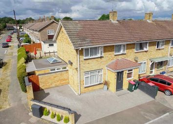 Thumbnail End terrace house for sale in Oxford Road, Crawley