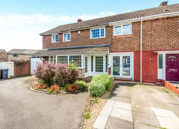 Thumbnail 3 bedroom terraced house for sale in Broomhall Avenue, Wednesfield, Wolverhampton