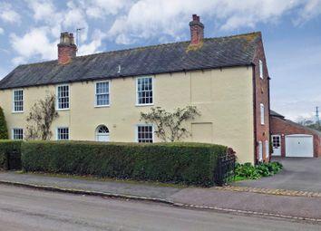 Thumbnail 5 bed detached house for sale in Main Street, Lockington, Lockington, Derbyshire