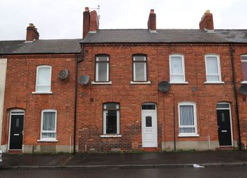 Thumbnail 2 bedroom terraced house for sale in 189, Cambrai Street, Belfast