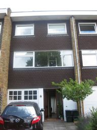 Thumbnail 3 bed town house to rent in Milton Road, Harpenden