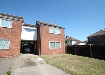 Thumbnail 3 bed link-detached house for sale in Mildmay Road, Ipswich