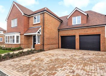 Thumbnail 4 bed detached house for sale in Main Road, Southbourne