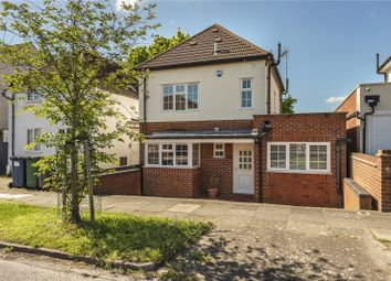 Thumbnail 4 bed detached house for sale in Queens Avenue, Whetstone