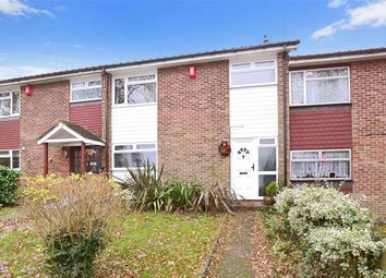 Thumbnail 3 bedroom terraced house for sale in Hawbeck Road, Parkwood, Gillingham, Kent