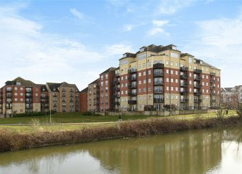 Thumbnail 2 bed flat for sale in Wheelwright House, Palgrave Road, Bedford