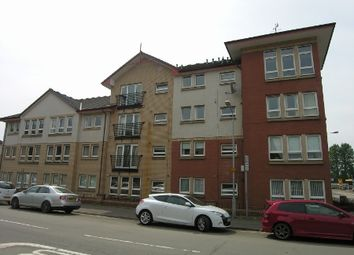 Thumbnail 2 bed flat for sale in Guthrie Court, Motherwell