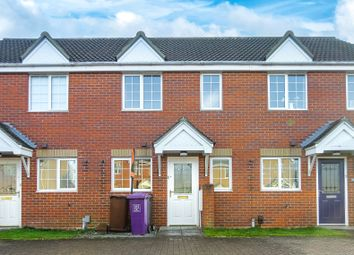 Thumbnail 2 bed terraced house to rent in Redwing Rise, Royston, Hertfordshire