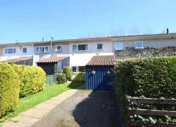 Thumbnail 3 bed terraced house for sale in Summergill Court, Heelands, Milton Keynes