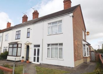 Thumbnail 3 bed end terrace house for sale in Fletton Avenue, Peterborough, Cambridgeshire