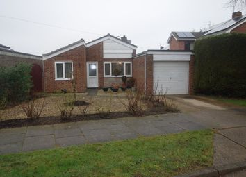Thumbnail 3 bedroom detached bungalow for sale in Kingfisher Court, Carlton Colville, Lowestoft