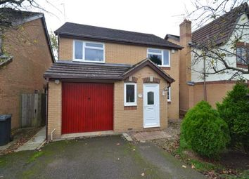 Thumbnail 4 bed detached house for sale in Hatfield Close, Wellingborough, Northamptonshire