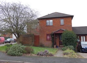 Thumbnail 5 bed link-detached house for sale in The Oaks, Yeoford, Crediton