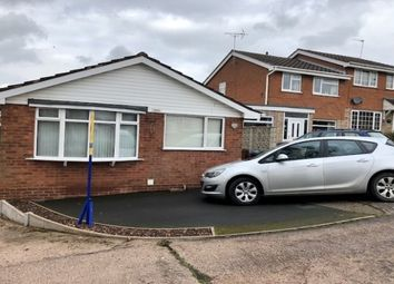 Thumbnail 2 bed bungalow to rent in Sylvan Way, Stafford