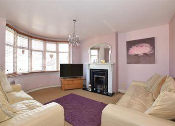 Thumbnail 4 bed semi-detached house for sale in Castleton Avenue, Barnehurst, Kent