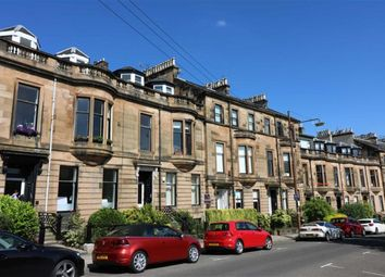 Thumbnail 2 bed flat for sale in Victoria Crescent Road, Glasgow