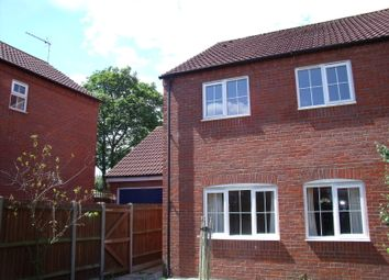 Thumbnail 3 bed end terrace house to rent in Jubilee Close, Thetford