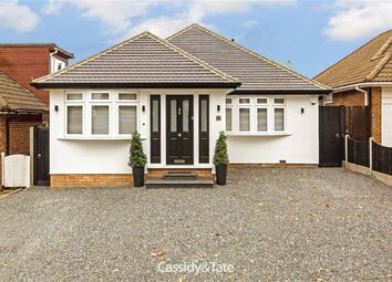 Thumbnail 3 bed bungalow for sale in Robert Avenue, St Albans, Hertfordshire