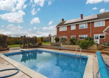 Thumbnail 5 bed detached house for sale in Pembroke Close, Hartford, Huntingdon, Cambridgeshire