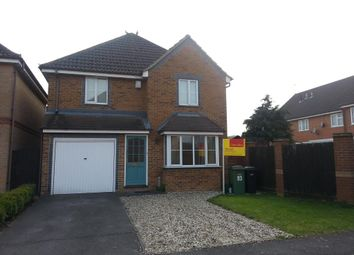Thumbnail Detached house to rent in Orwell Drive, Didcot