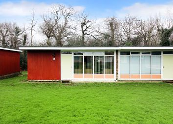 Thumbnail 2 bed property for sale in Broadside Chalet Park, Stalham, Norwich
