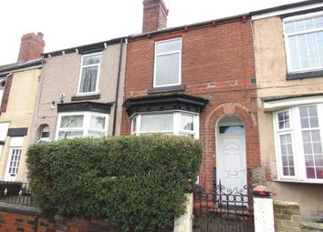 Thumbnail 2 bed terraced house for sale in Ferham Road, Rotherham