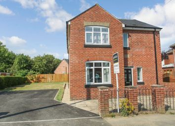 Thumbnail 4 bed detached house to rent in The Grove, South Elmsall, Pontefract