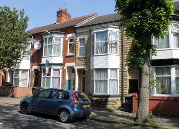 4 bed terraced house to rent in Harrow Road, West End, Leicester LE3