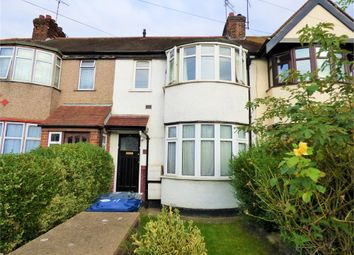 Thumbnail 1 bed terraced house to rent in Rockford Avenue, Perivale, Greenford, Greater London