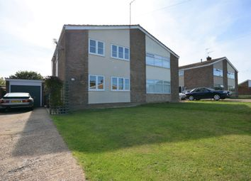Thumbnail 4 bed semi-detached house for sale in Lloyds Avenue, Kessingland, Lowestoft