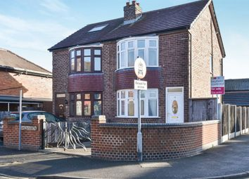 Thumbnail 2 bed semi-detached house for sale in Davenport Road, Derby