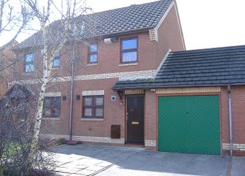 Thumbnail 2 bedroom property to rent in St. Davids Close, Brackla, Bridgend.