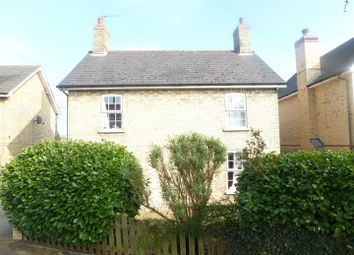 Thumbnail 3 bedroom detached house for sale in Station Road, Warboys, Huntingdon