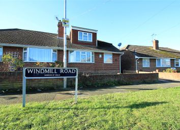 Thumbnail 2 bedroom semi-detached house for sale in Windmill Road, Sittingbourne