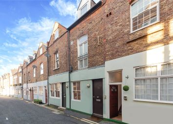 Thumbnail 1 bed mews house to rent in Canfield Place, London