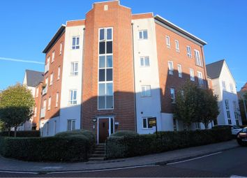 Thumbnail 2 bed flat for sale in Sytchmill Way, Burslem, Stoke-On-Trent